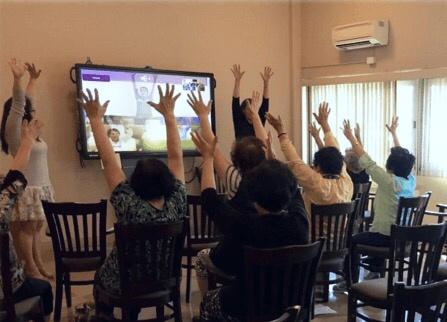 video conferencing seniors, seniors online
