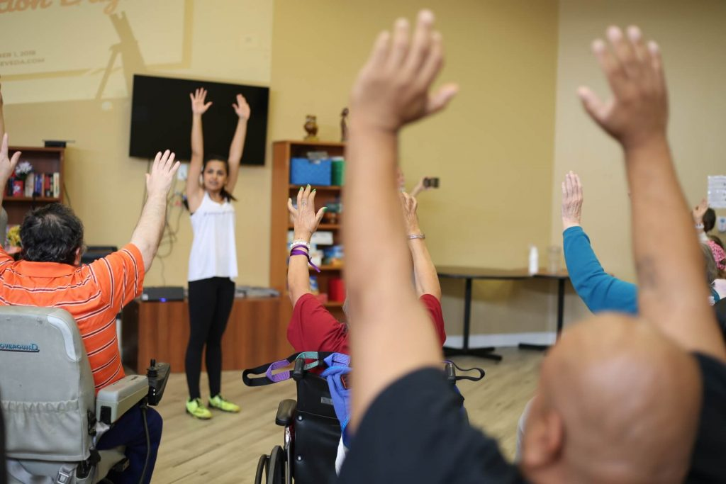 senior citizen exercises, safe workouts for elderly
