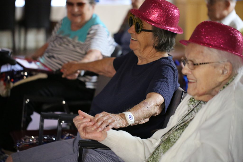 online activities for seniors, virtual programming for senior communities