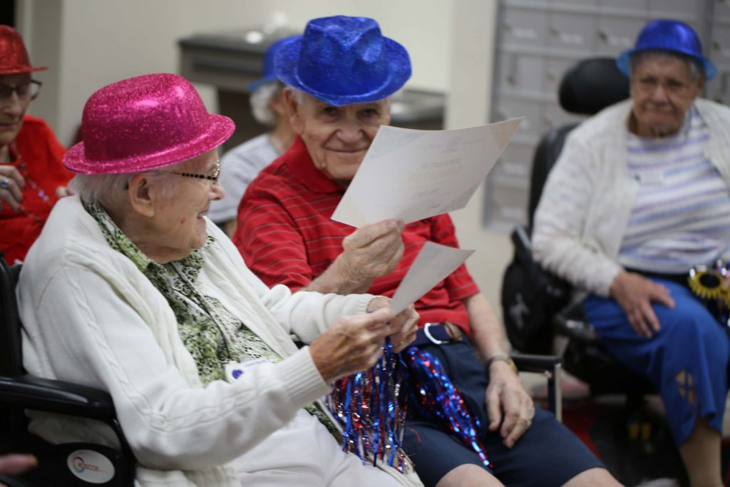 social wellness for seniors, elderly health