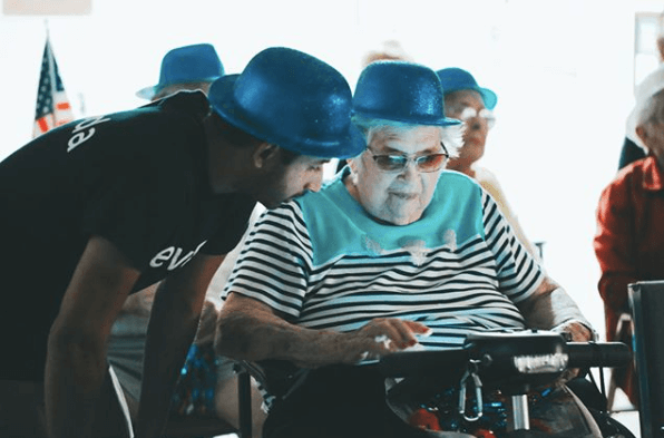 easy-to-use engagement software older adults.
