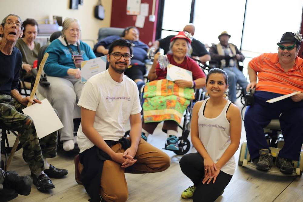 combatting loneliness in senior citizens through engagements
